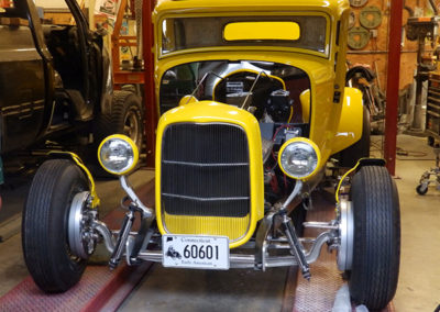 '32 Deuce Coupe, American Graffiti